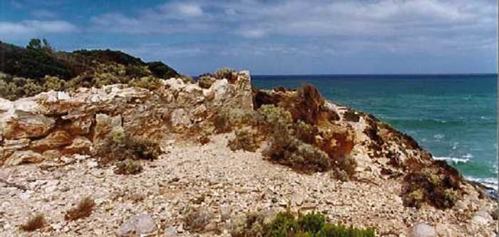 MacDonnell Lighthouse Ruins Ed Kavaliunas b